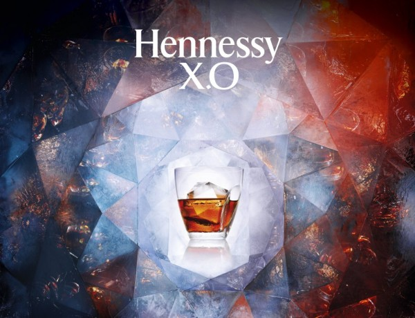 hennessy XO MASTER ICE BIG 600x460 - Hennessy X.O & Ice Frozen Feel Sublimates the Essence of Cognac