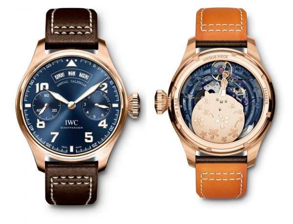 """lWC little prince BIG 600x460 - IWC """"Le Petit Prince"""" Limited Edition Watch"""