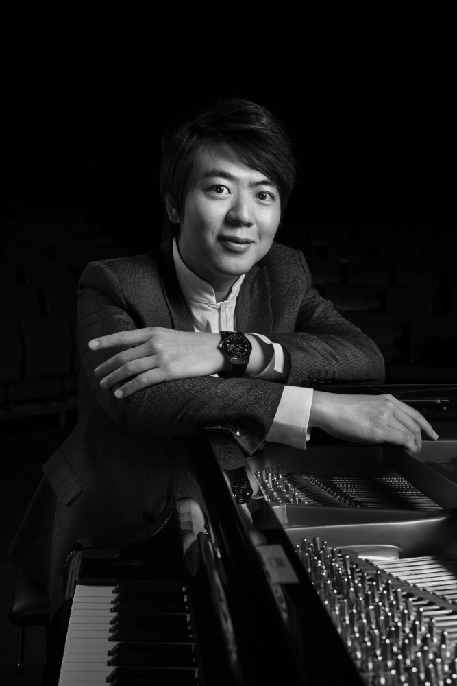 lang lang wearing the hublot classic fusion ceramic ultra thin lang lang - Hublot and Lang Lang Collaboration on Innovative Watches