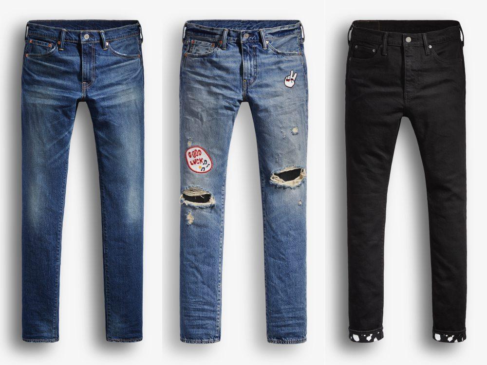 levis cny 2017 men jeans - Levi's 新春造型挥洒自我个性!