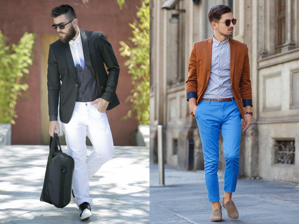 men style Coat Blazer Jacket blazer 4 - 外套造型添层次,时髦儒雅一次打造!