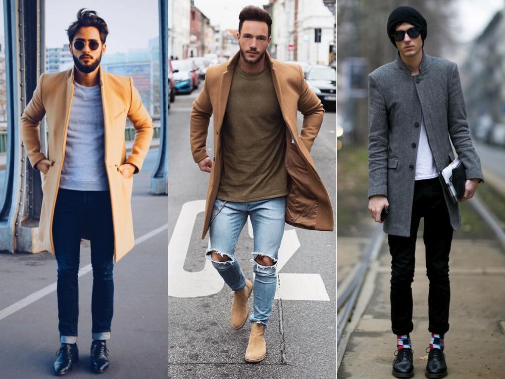 men style Coat Blazer Jacket casual 2 - 外套造型添层次,时髦儒雅一次打造!
