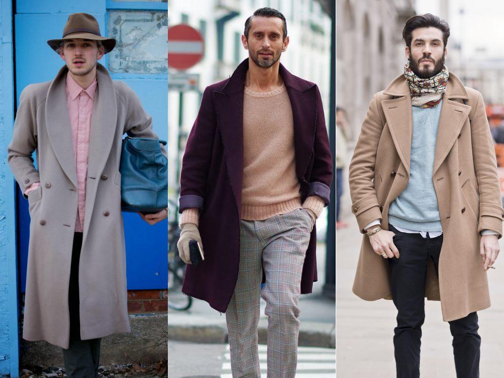 men style Coat Blazer Jacket coat 1 - 外套造型添层次,时髦儒雅一次打造!
