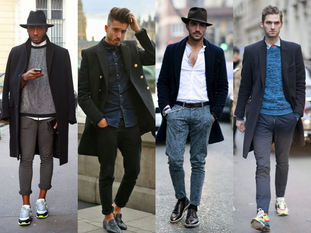 men style Coat Blazer Jacket coat 2 - 外套造型添层次,时髦儒雅一次打造!