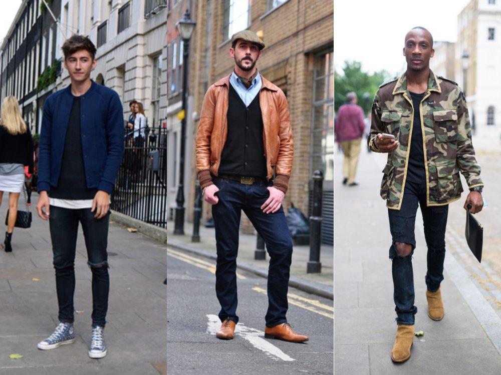 men style Coat Blazer Jacket jacket 2 - 外套造型添层次,时髦儒雅一次打造!
