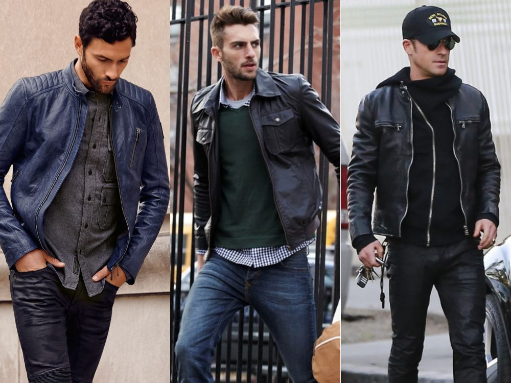 men style Coat Blazer Jacket jacket 3 - 外套造型添层次,时髦儒雅一次打造!
