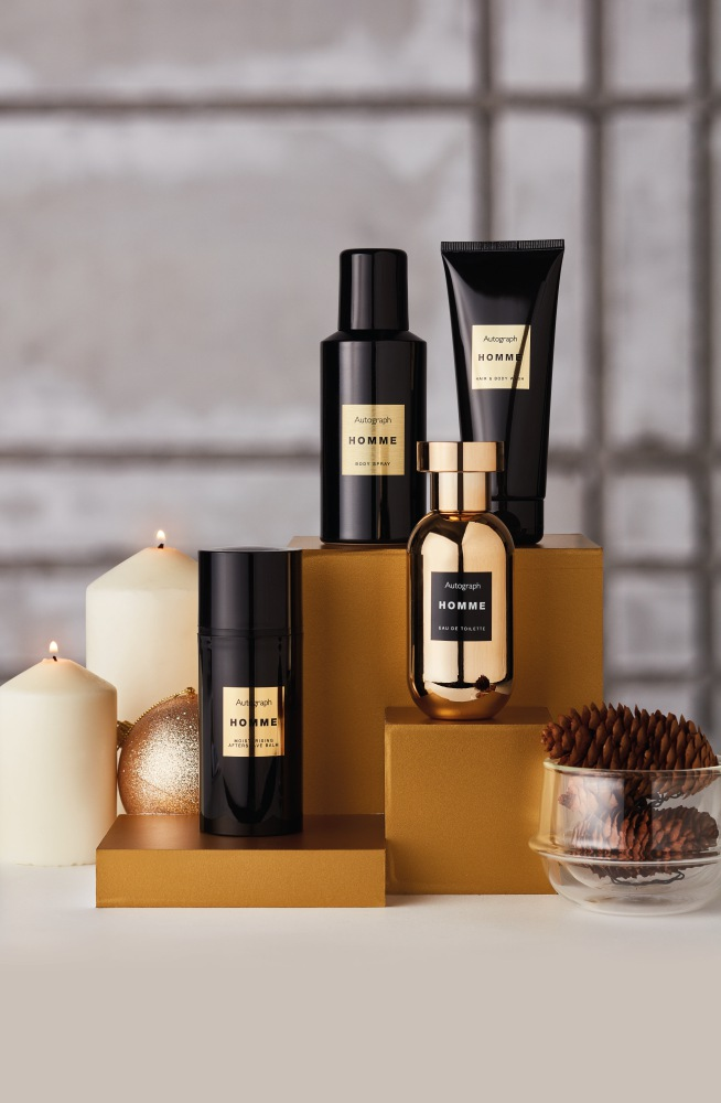ms xmas gift guide 2016 Autograph Homme - Exciting Christmas Gifts from Marks&Spencer
