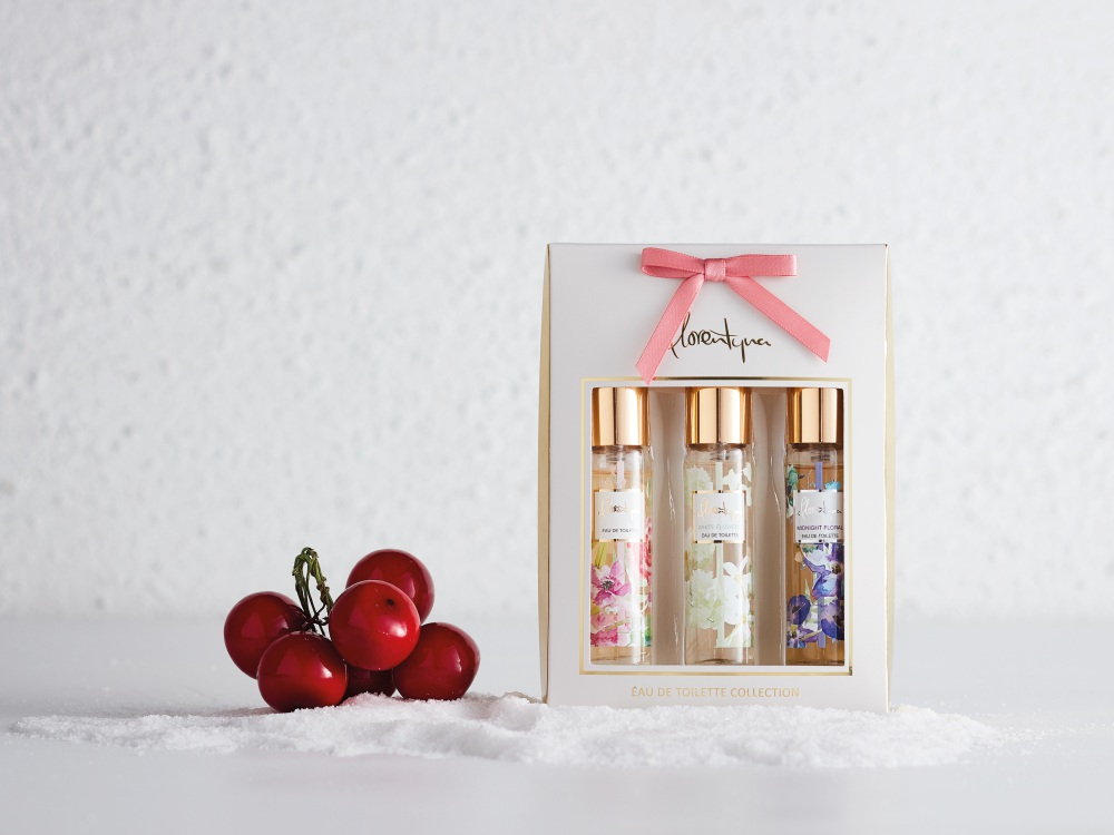 ms xmas gift guide 2016 Florentyna Fragrance Trio - Exciting Christmas Gifts from Marks&Spencer