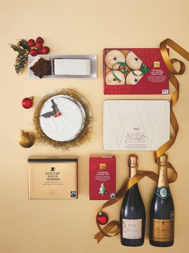 ms xmas gift guide 2016 Traditional Foods - Exciting Christmas Gifts from Marks&Spencer