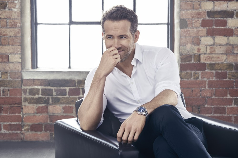 piaget polo s Ryan Reynolds – International Brand Ambassador  - 东南亚区总经理Eduardo Tartalo畅谈Piaget Polo S!