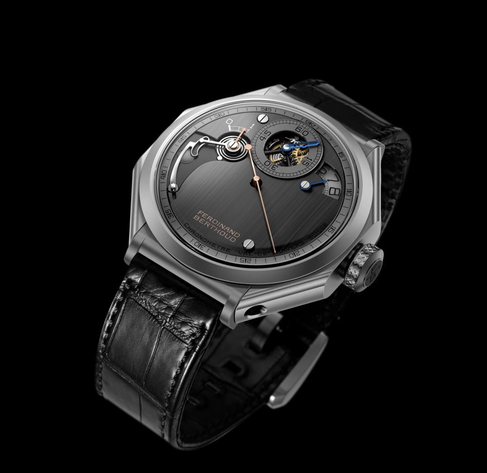 Chronomatre Ferdinand Berthoud FB 1R 6 1 1 - 从这枚腕表认识Ferdinand Berthoud!
