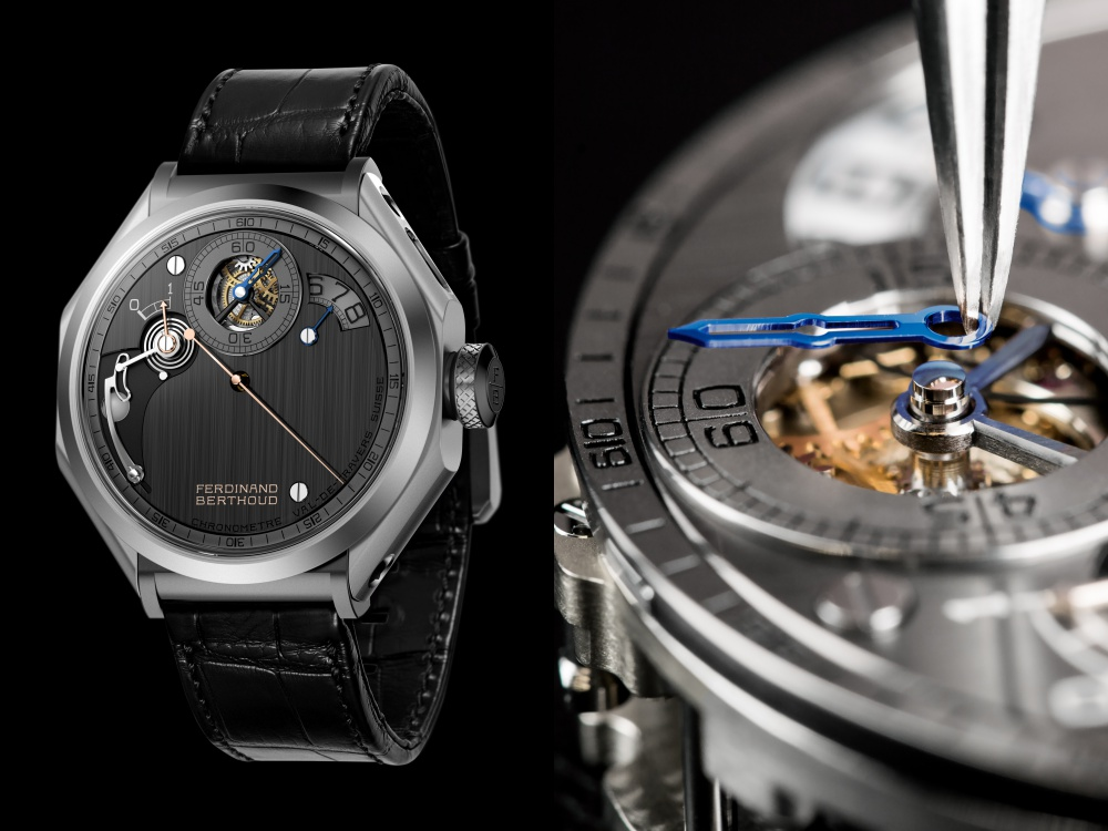 Chronomatre Ferdinand Berthoud FB 1R 6 1 BIG  - 从这枚腕表认识Ferdinand Berthoud!