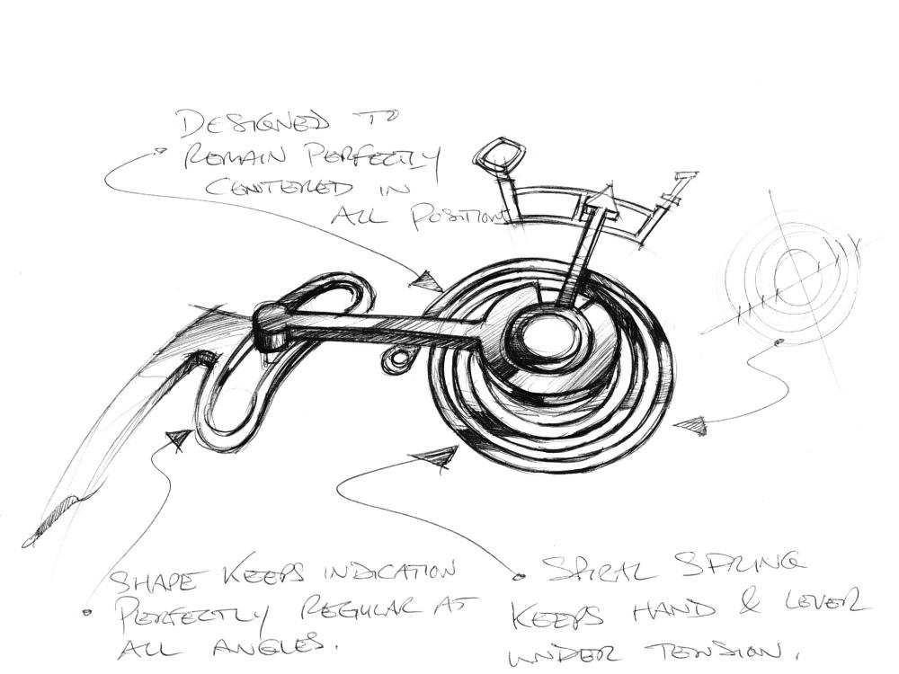 Chronomatre Ferdinand Berthoud FB 1R 6 1 Drawings 3 - 从这枚腕表认识Ferdinand Berthoud!