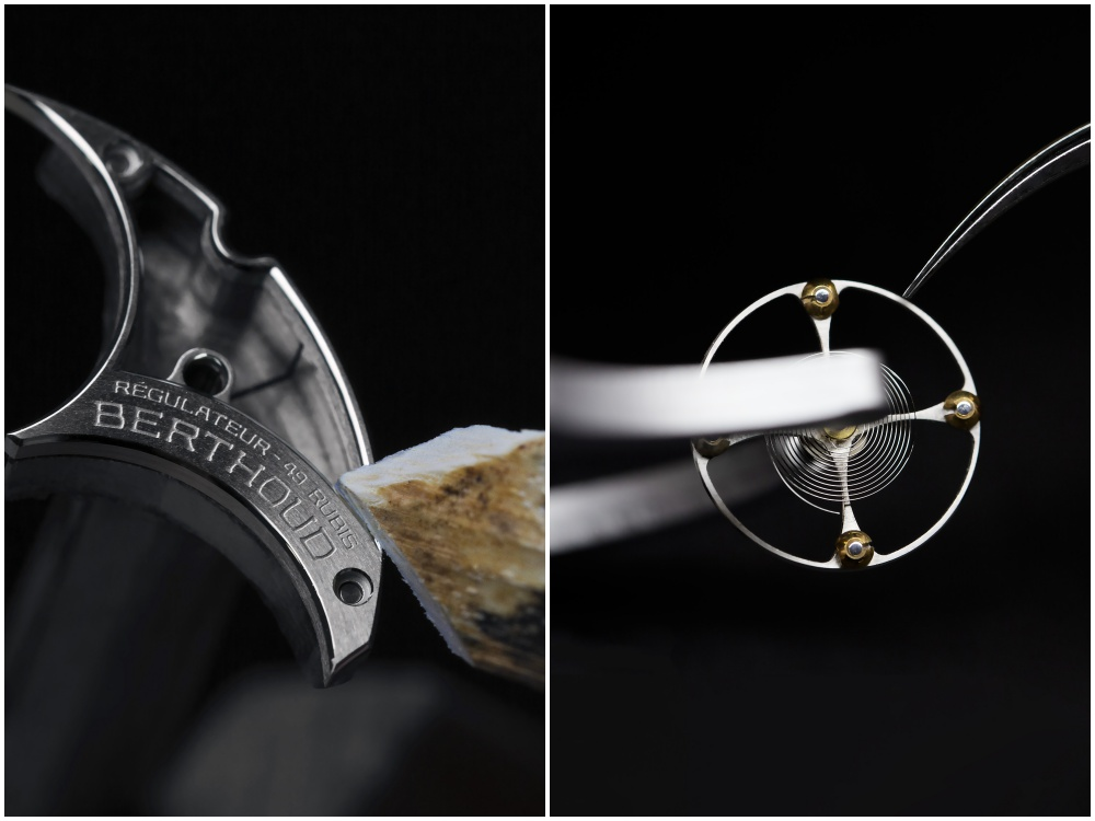 Chronomatre Ferdinand Berthoud FB 1R 6 1 craftmanship 2 - 从这枚腕表认识Ferdinand Berthoud!