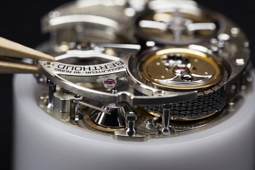 Chronomatre Ferdinand Berthoud FB 1R 6 1 craftmanship 3 - 从这枚腕表认识Ferdinand Berthoud!