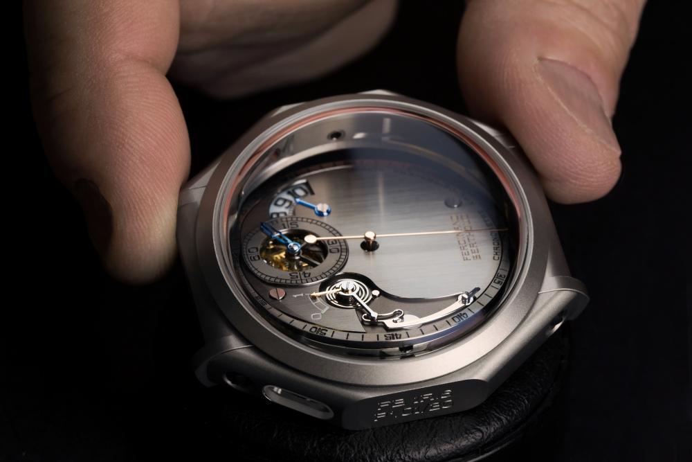 Chronomatre Ferdinand Berthoud FB 1R 6 1 craftmanship 4 - 从这枚腕表认识Ferdinand Berthoud!