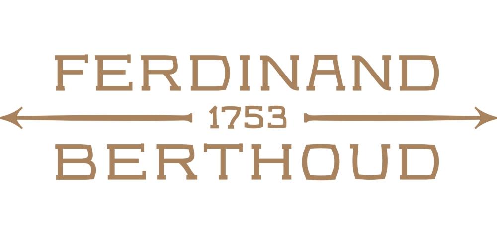 Chronomatre Ferdinand Berthoud logo - 从这枚腕表认识Ferdinand Berthoud!
