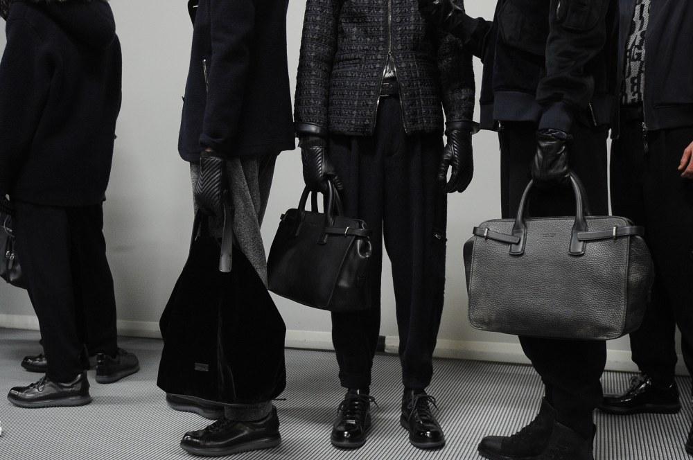 Giorgio Armani Menswear Fall Winter 2018 1 - Giorgio Armani 秋冬'18 释放对生活的热情!