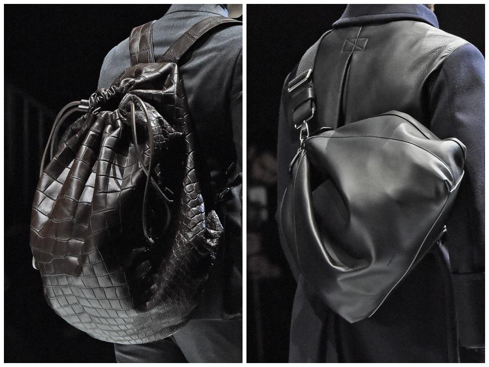 Giorgio Armani Menswear Fall Winter 2018 14 - Giorgio Armani 秋冬'18 释放对生活的热情!