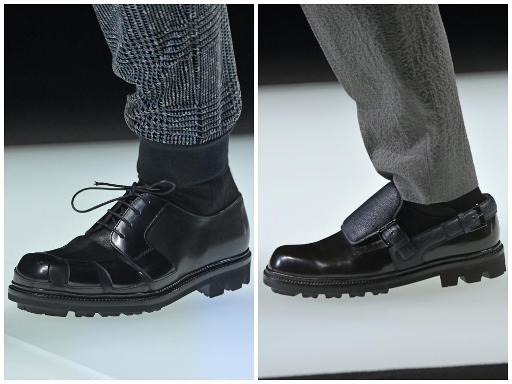 Giorgio Armani Menswear Fall Winter 2018 15 - Giorgio Armani 秋冬'18 释放对生活的热情!