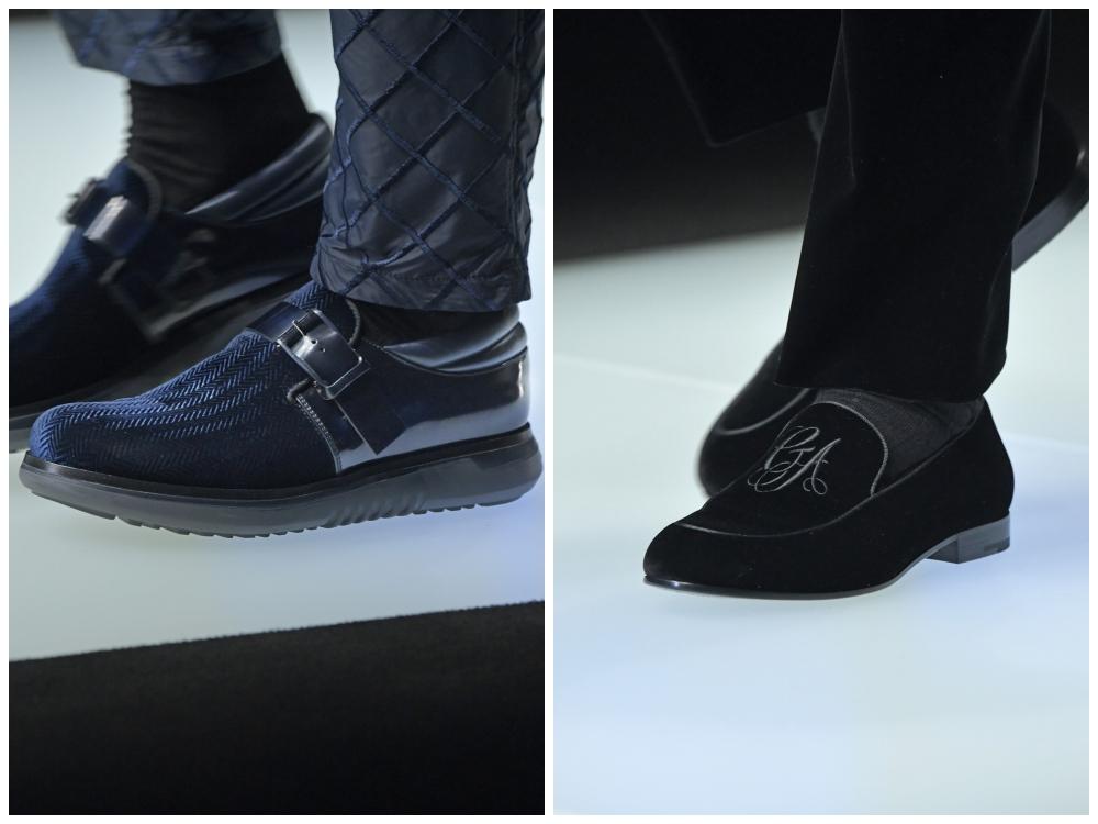 Giorgio Armani Menswear Fall Winter 2018 19 - Giorgio Armani 秋冬'18 释放对生活的热情!