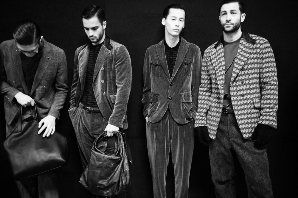 Giorgio Armani Menswear Fall Winter 2018 3 - Giorgio Armani 秋冬'18 释放对生活的热情!