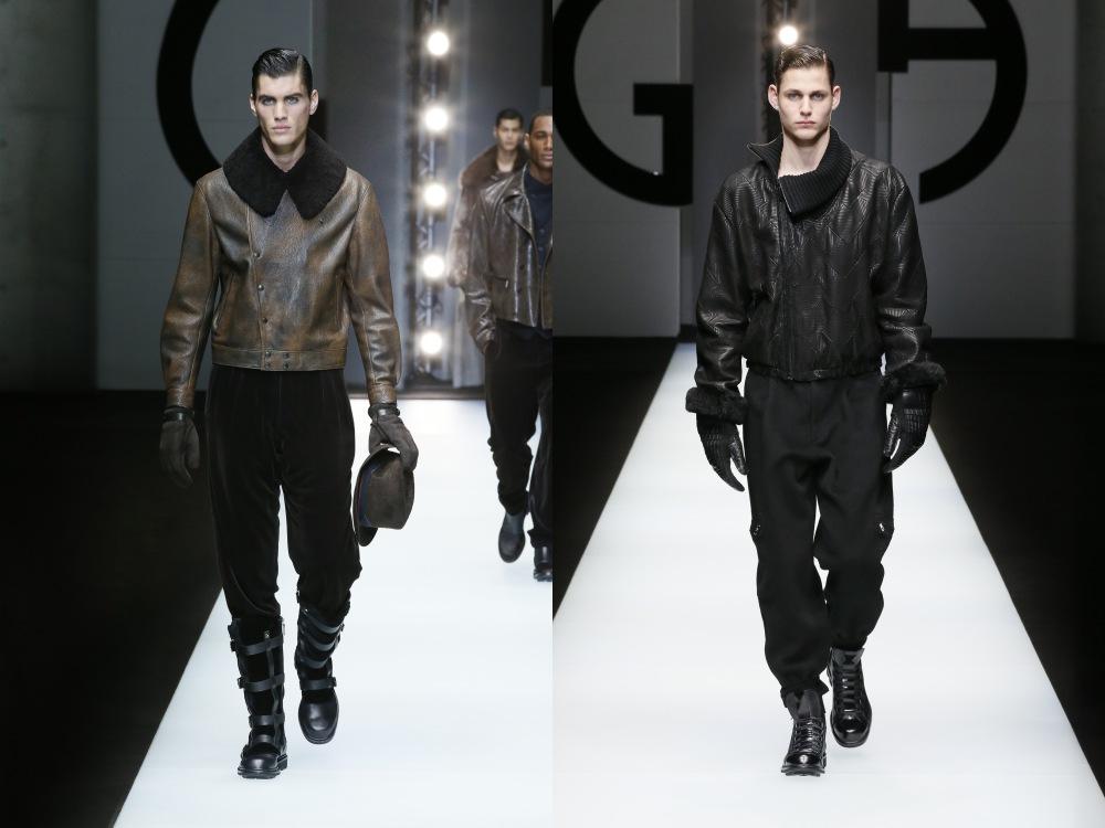 Giorgio Armani Menswear Fall Winter 2018 30 - Giorgio Armani 秋冬'18 释放对生活的热情!
