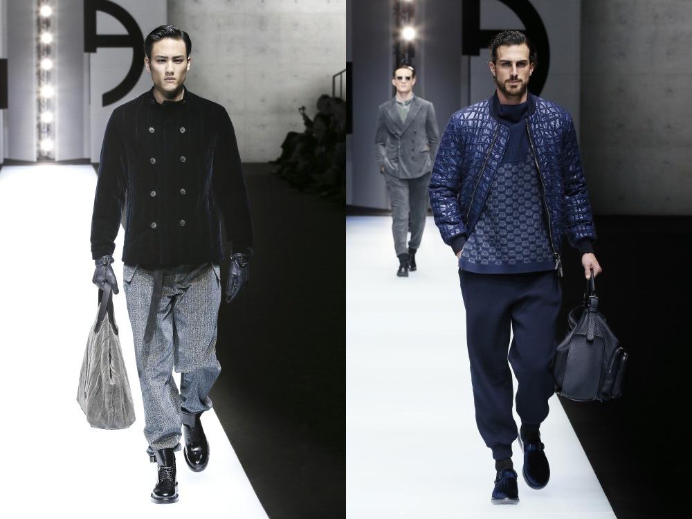 Giorgio Armani Menswear Fall Winter 2018 33 - Giorgio Armani 秋冬'18 释放对生活的热情!