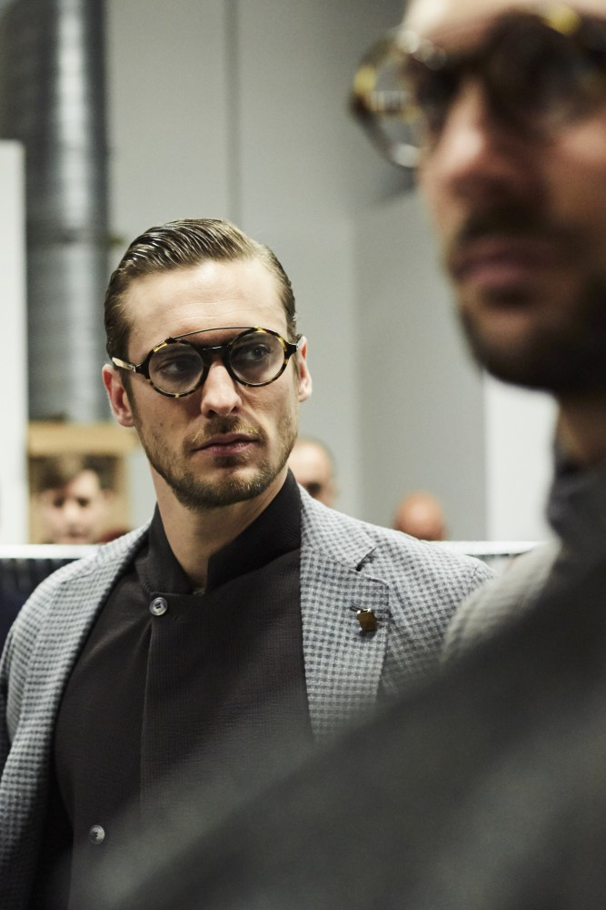 Giorgio Armani Menswear Fall Winter 2018 5 - Giorgio Armani 秋冬'18 释放对生活的热情!