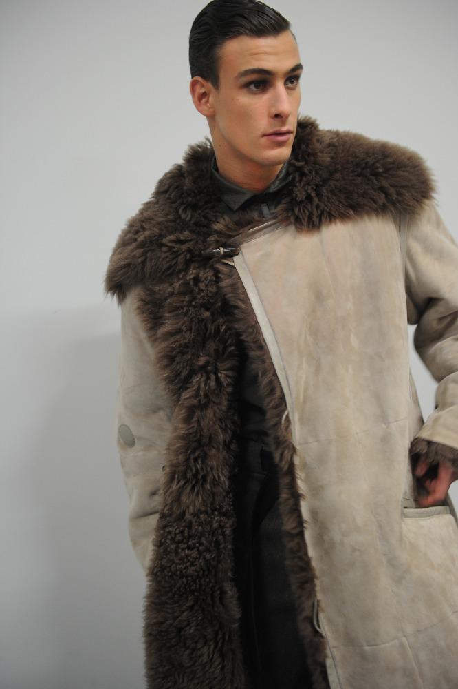 Giorgio Armani Menswear Fall Winter 2018 9 - Giorgio Armani 秋冬'18 释放对生活的热情!