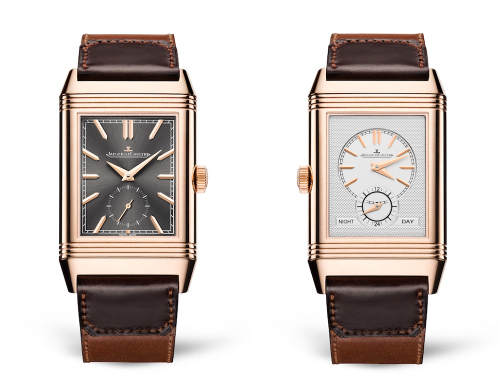 Jaeger LeCoultre Reverso Tribute Duoface Limited Edition casa fagliano 2 - JLC Reverso Tribute Duo 奢雅皮革双魅力!
