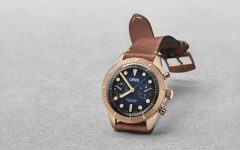 Oris Carl Brashear Chronograph Limited Edition watch 2018  240x150 - Oris Carl Brashear 纪念传奇海军的励志故事!