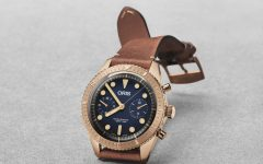 Oris Carl Brashear Chronograph Limited Edition watch BIG  240x150 - Oris Carl Brashear 纪念传奇海军的励志故事!