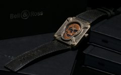bell ross BR01 Burning Skull Bronze BIG  240x150 - Bell & Ross  骷髅头腕表,意义甚重