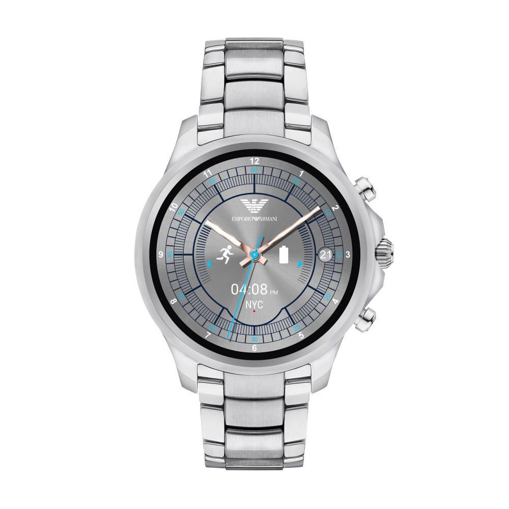 emporio armani connected smartwatches collection shawn mendes 1 - Emporio Armani 前卫触屏智能腕表,走在时尚尖端!