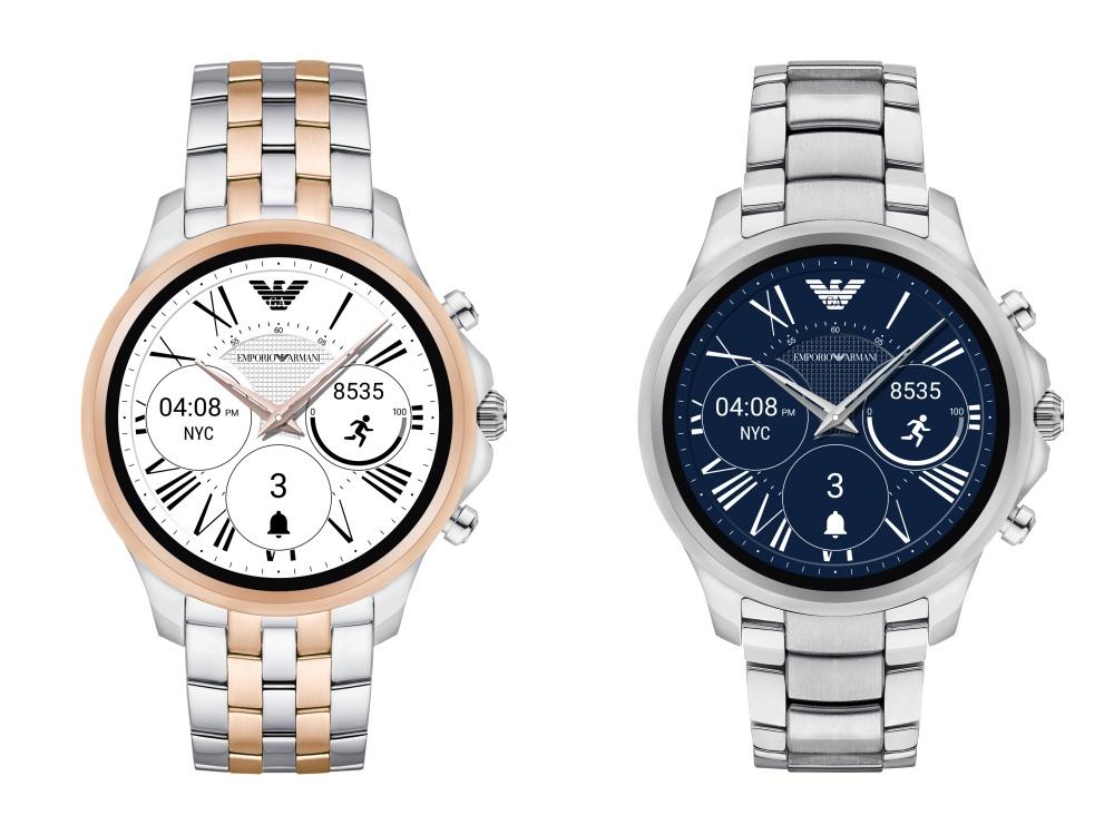 emporio armani connected smartwatches collection shawn mendes 5 - Emporio Armani 前卫触屏智能腕表,走在时尚尖端!