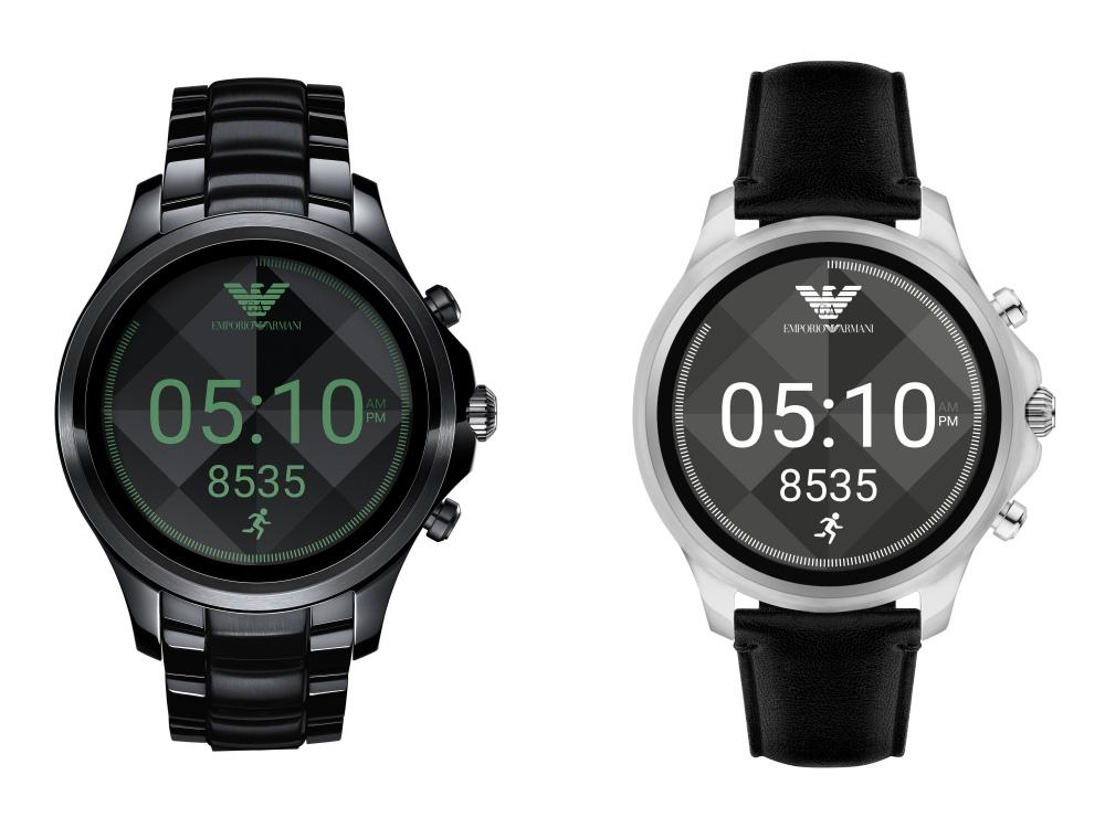emporio armani connected smartwatches collection shawn mendes 6 - Emporio Armani 前卫触屏智能腕表,走在时尚尖端!