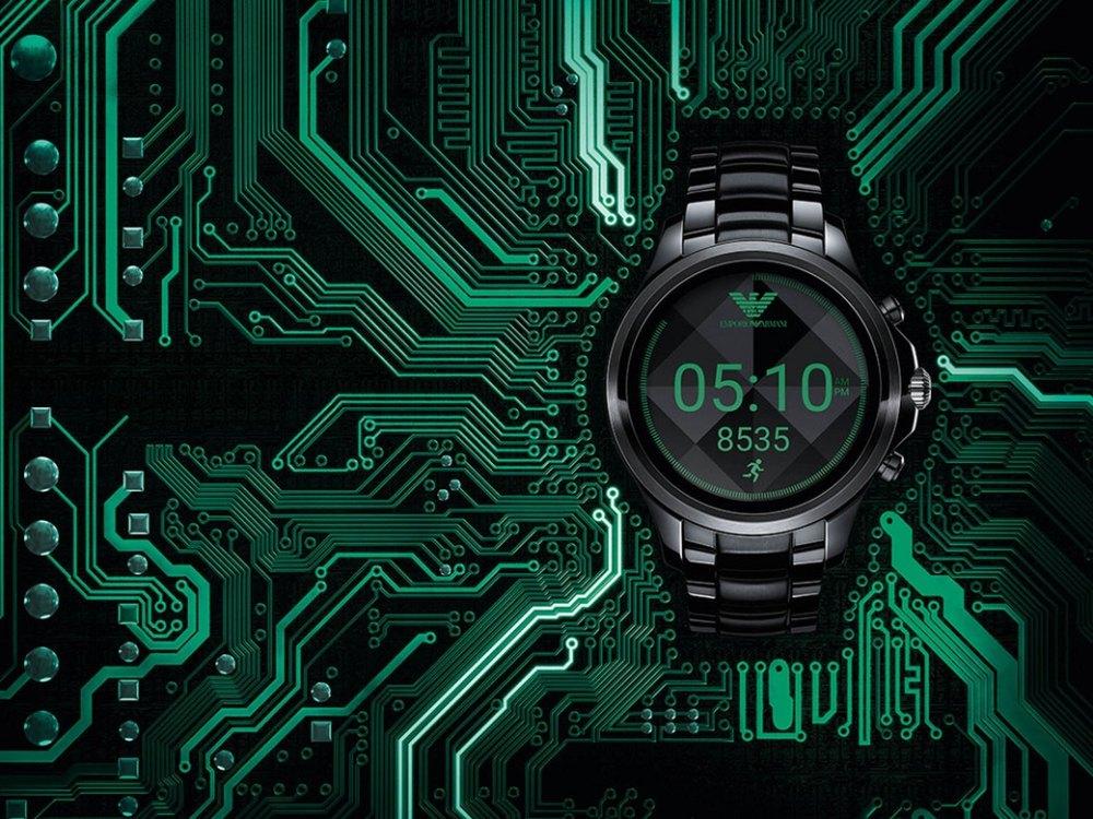 emporio armani connected smartwatches collection shawn mendes BIG  - Emporio Armani 前卫触屏智能腕表,走在时尚尖端!