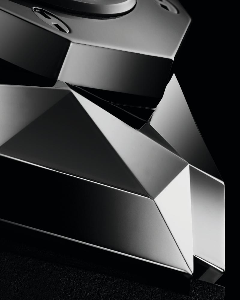 "hublot Classic Fusion Richard Orlinski new watch 1 - Hublot x Richard Orlinski ""表""现3D切割艺术美学"