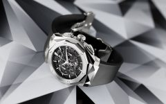 "hublot Classic Fusion Richard Orlinski new watch BIG 240x150 - Hublot x Richard Orlinski ""表""现3D切割艺术美学"