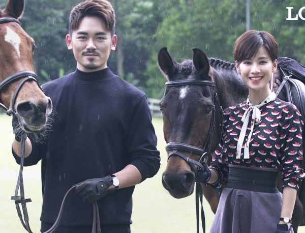 kingssleeve x longines valentine special feat aaron chin and jauary so 600x460 - Longines 见证爱意如初,缔造永恒