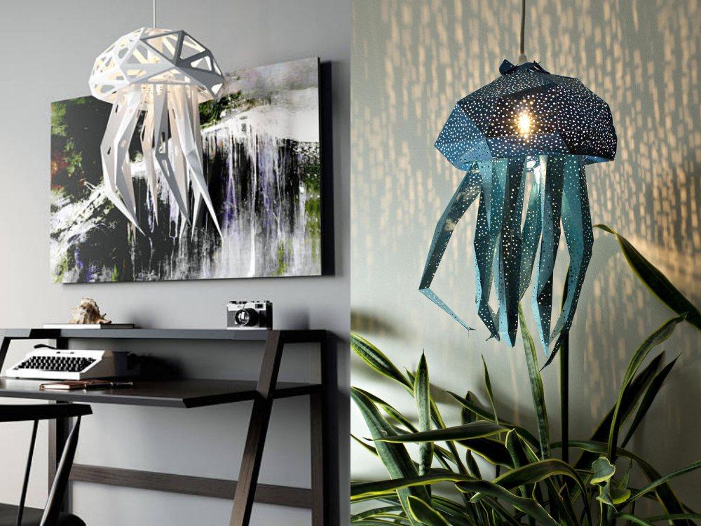 lamp art lighting design 1 - 趣味灯饰点燃艺术氛围!