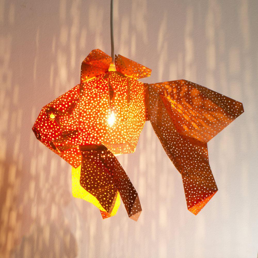 lamp art lighting design 3 - 趣味灯饰点燃艺术氛围!