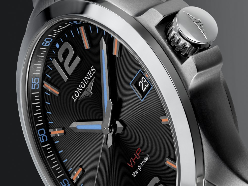 longines Conquest VHP Gold Coast 2018 Commonwealth Games edition 2 - Longines Conquest V.H.P. Commonwealth 运动家精神!