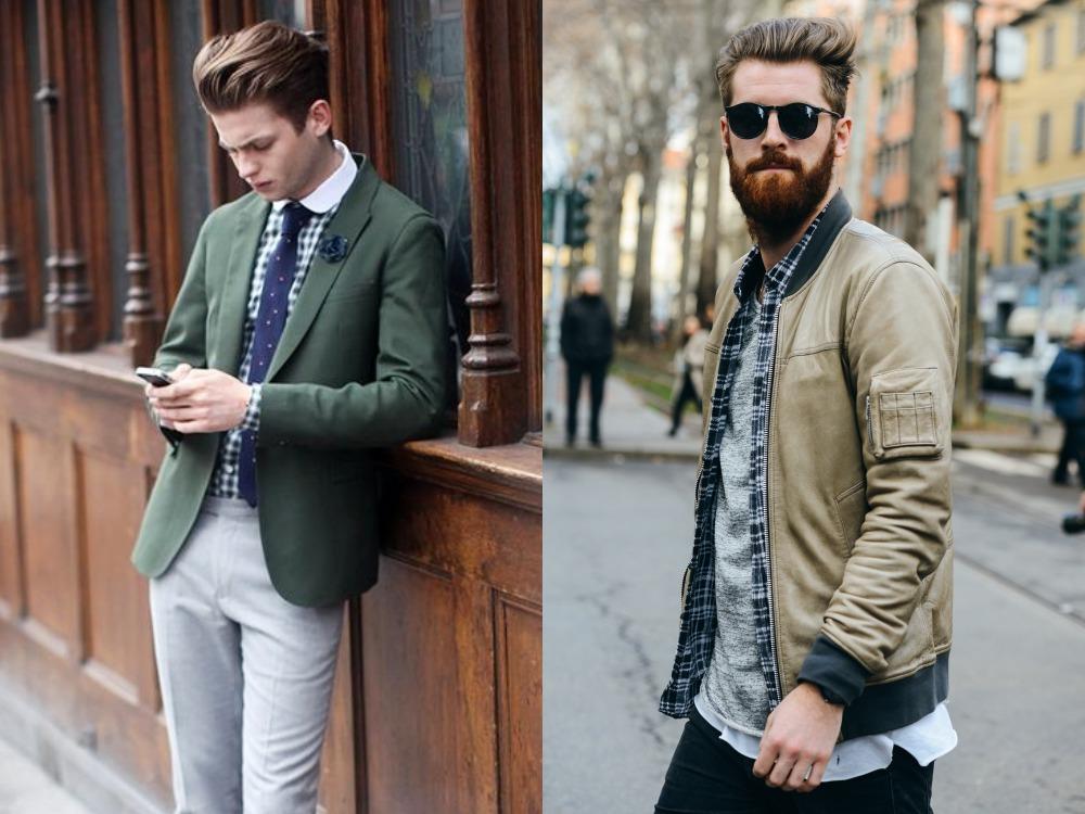 men hairstyle brown color 2 - 经典棕系发色,气质与流行不退!