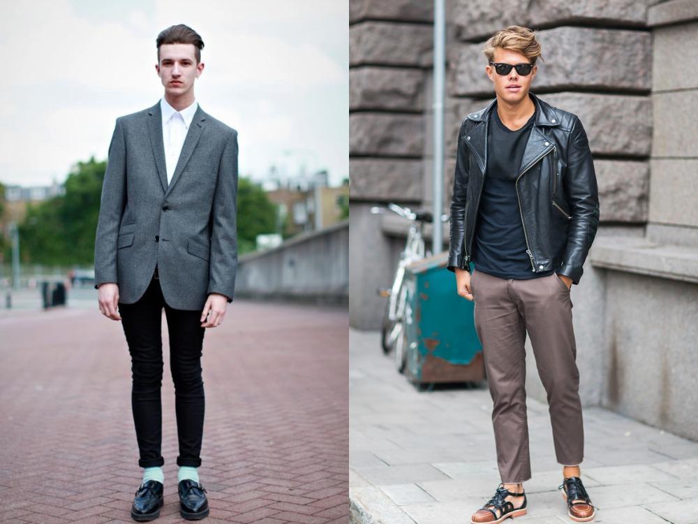 men hairstyle brown color 3 - 经典棕系发色,气质与流行不退!