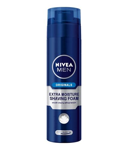 "men shaving products contain natural ingredients nivea  - ""须""要呵护,优选剃须产品!"