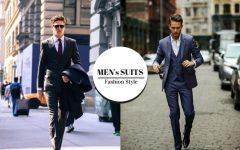 men suit fashion style BIG  240x150 - 黑色西装之外,你也能轻松驾驭的简雅素色!