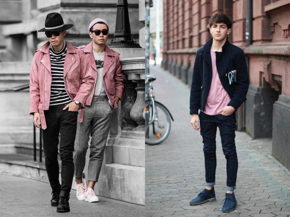 new year new look men style red colour 11 - 新年新装一点红,足够瞩目!