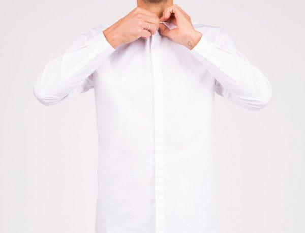 one important step to save your collar last longer BIG 600x460 - 一个简易步骤,就能让衣领长久维持原貌